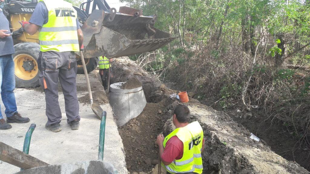 Izgradnja fekalne kanalizavcije u Jabučje_1