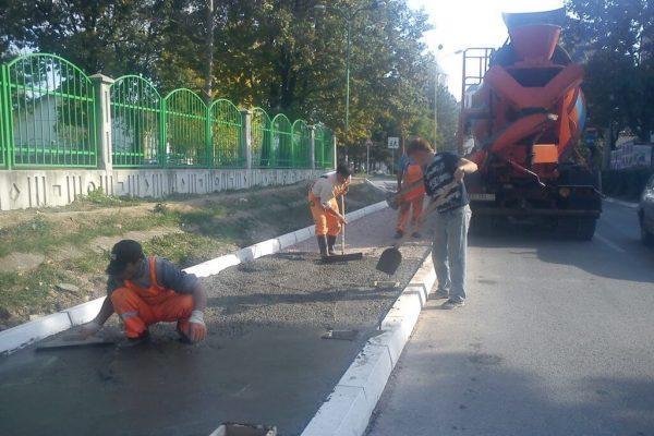 Rekonstrukcija prigradskih ulica 2 - opština Lazarevac