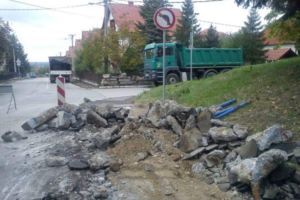 Rekonstrukcija prigradskih ulica 3 - opština Lazarevac