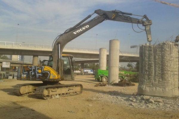 Pripremni i zemljani radovi Most na Adi slika1