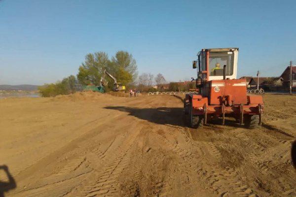 Izgradnja sportskog terena u Kladovu slika1