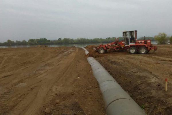 Izgradnja sportskog terena u Kladovu slika2